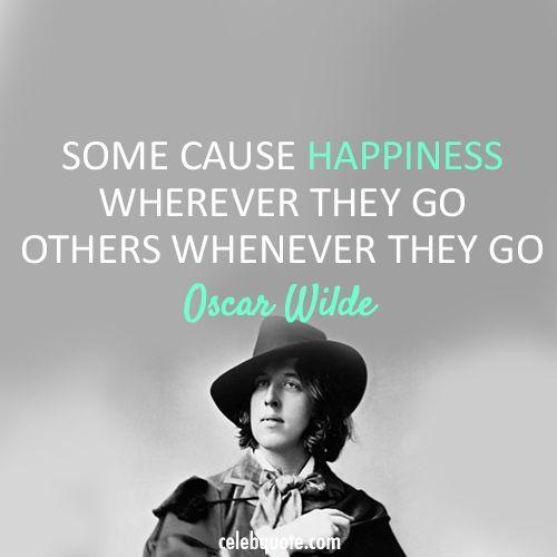 Mind Blowing Oscar Wilde Quotations and Sayings