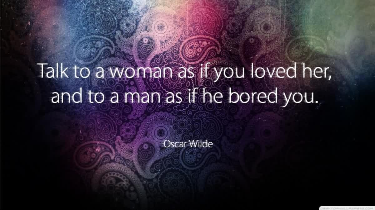 Mind Blowing Oscar Wilde Quotes