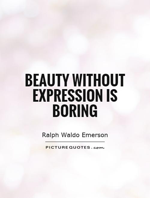 Mind Blowing Ralph Waldo Emerson Quotation