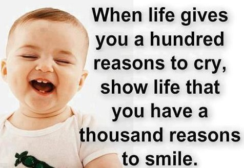 Mind Blowing Smile Quotations