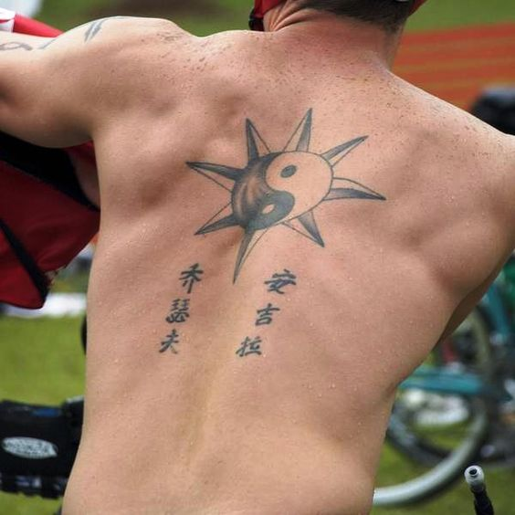 Mind Blowing Upper Back Tattoo Designs