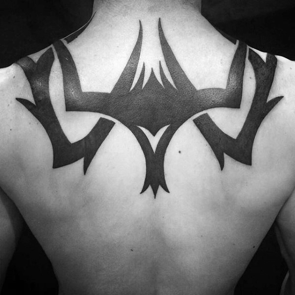 Mind Blowing Upper Back Tattoos