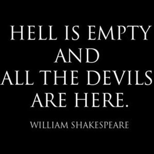 Mind Blowing William Shakespeare Quotations and Sayings