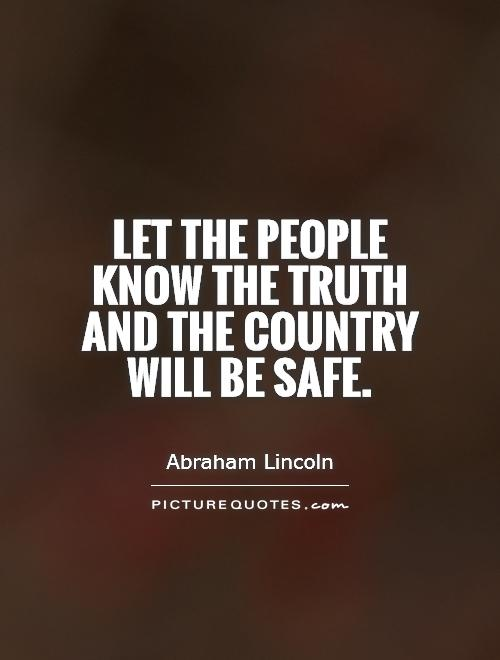 New Abraham Lincoln Quotations and Quotes