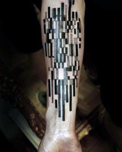 New Abstract Tattoos Designs