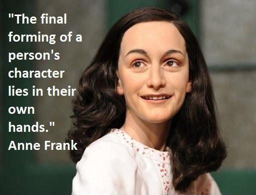 New Anne Frank Quotation