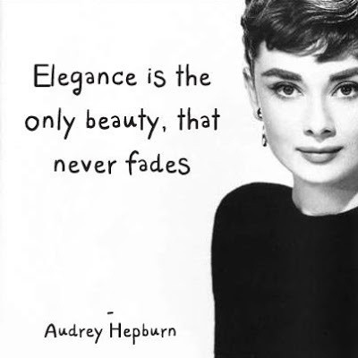 New Audrey Hepburn Quotation