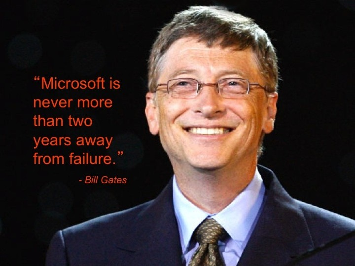 New Bill Gates Sayings