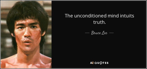 New Bruce Lee Quotation and Sayings