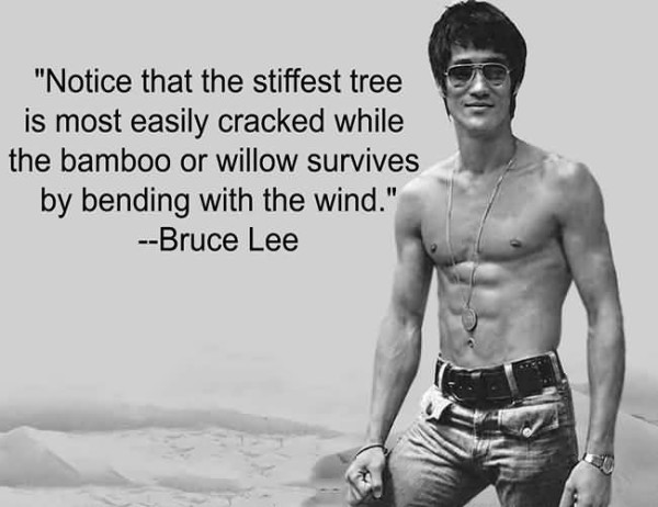 New Bruce Lee Quotations