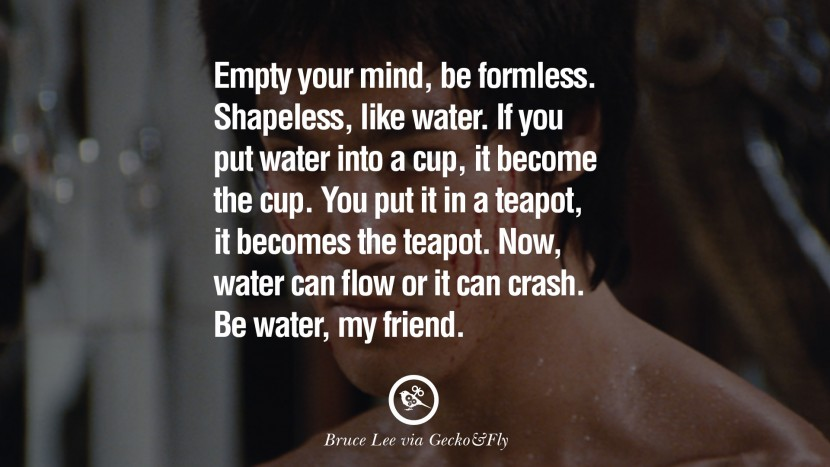 New Bruce Lee Quotes