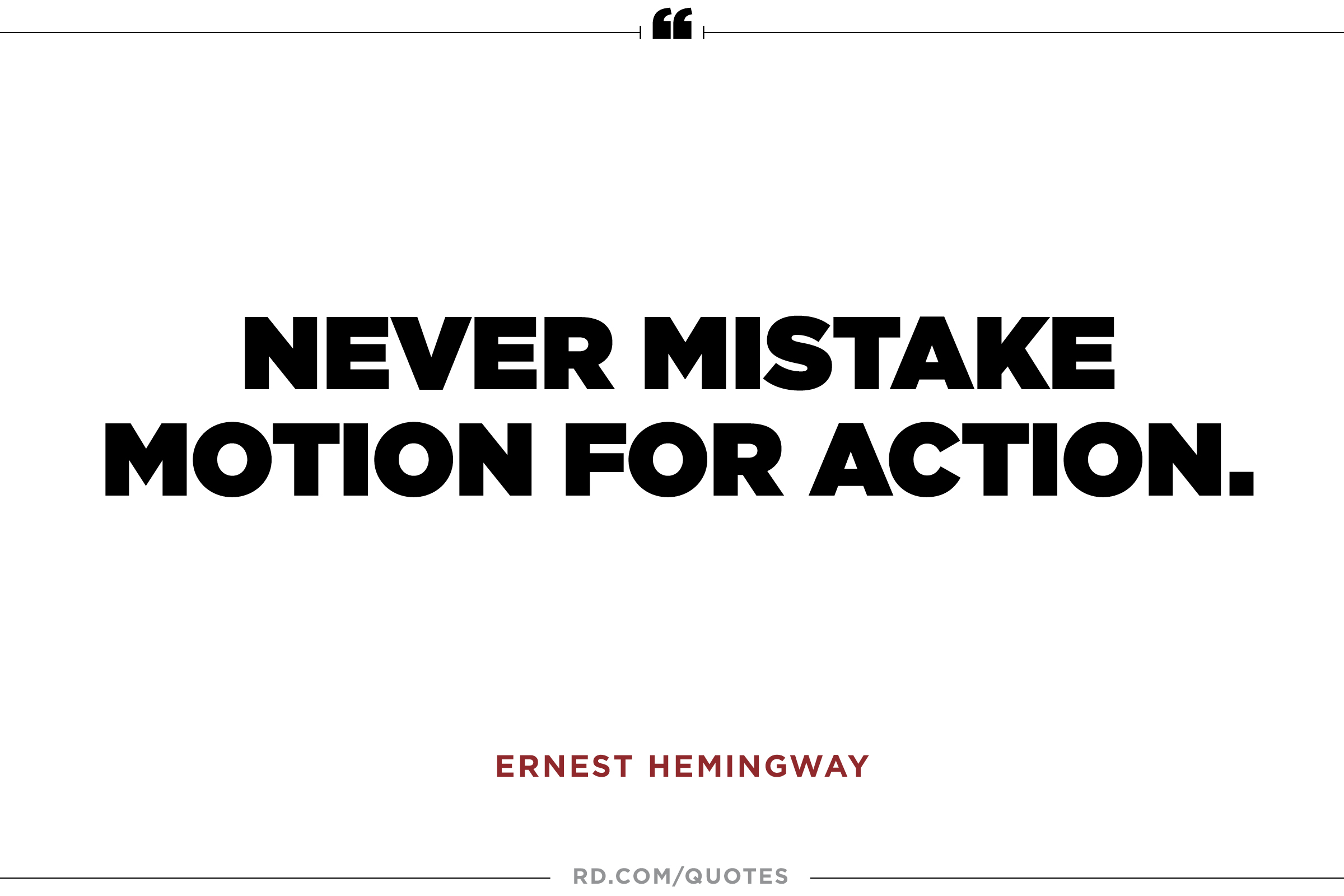 New Ernest Hemingway Quotes