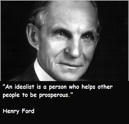 New Henry Ford Quotations