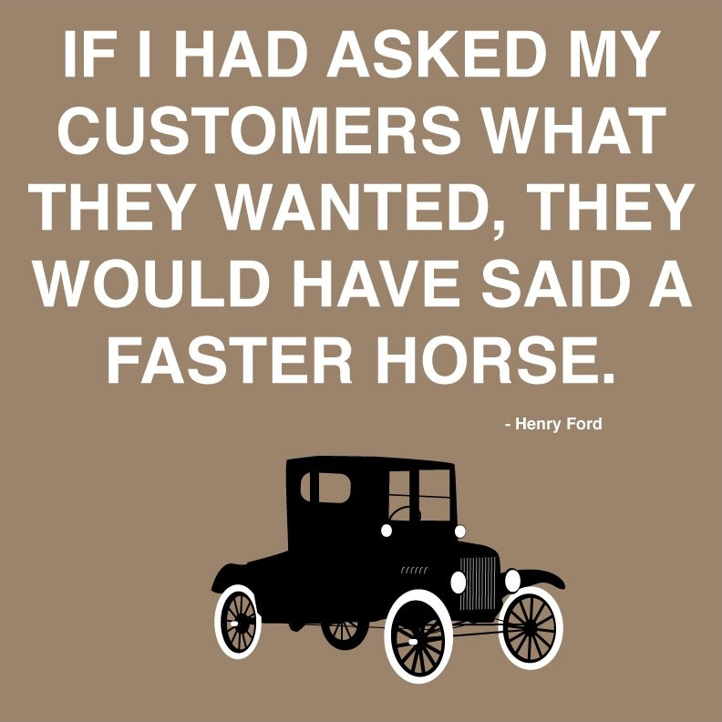 New Henry Ford Quotes