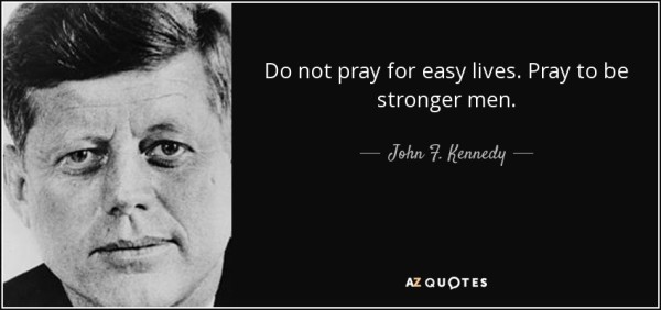 New John F. Kennedy Quotations
