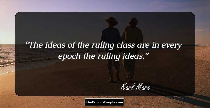 New Karl Marx Quotations and Sayings
