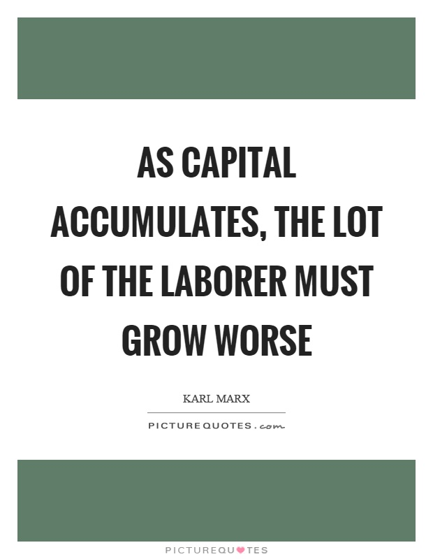 New Karl Marx Quotes