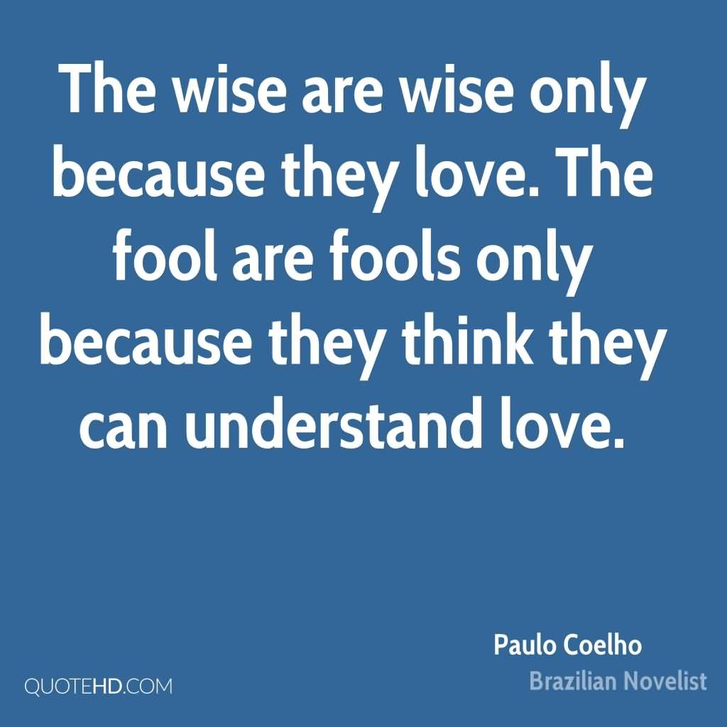 Nice Wise Quotes