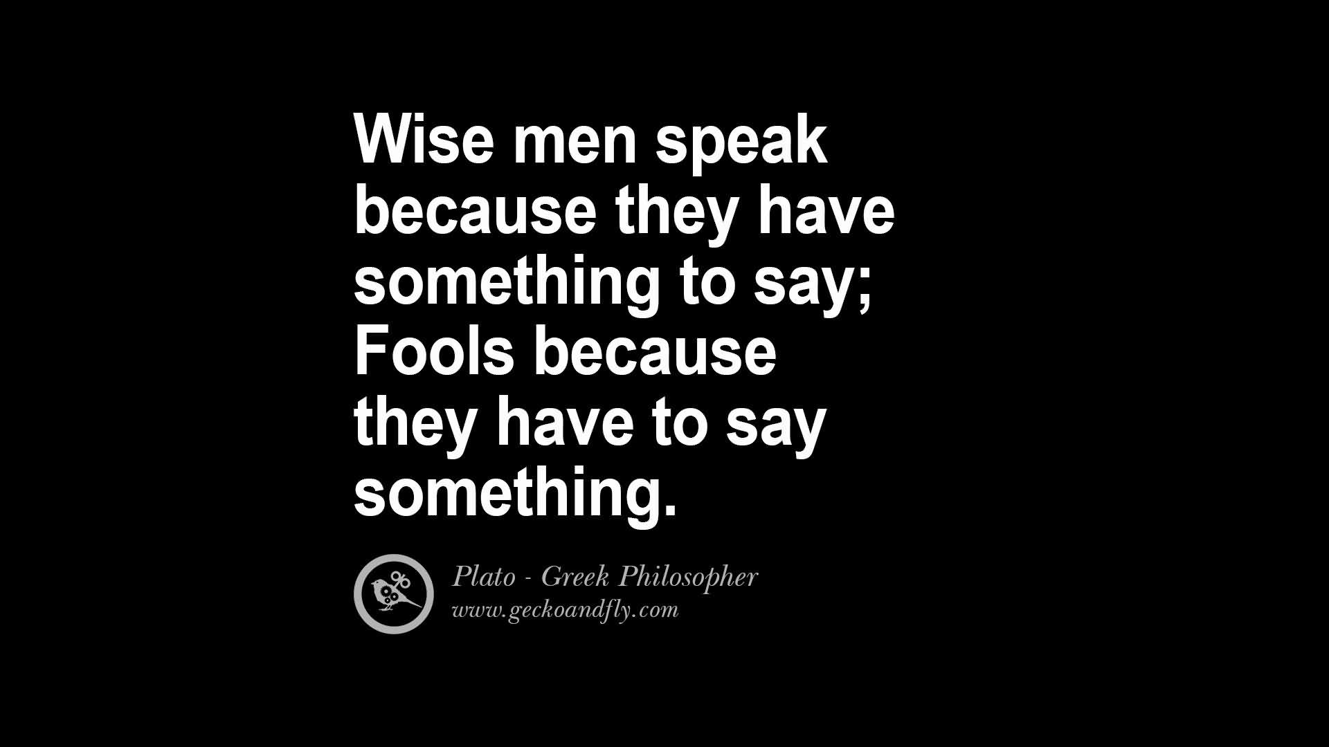 Normal Wise Quotes