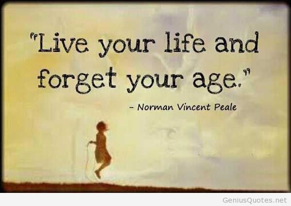 Outstanding Age Quotation