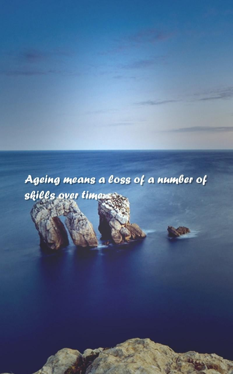 Outstanding Age Quotes