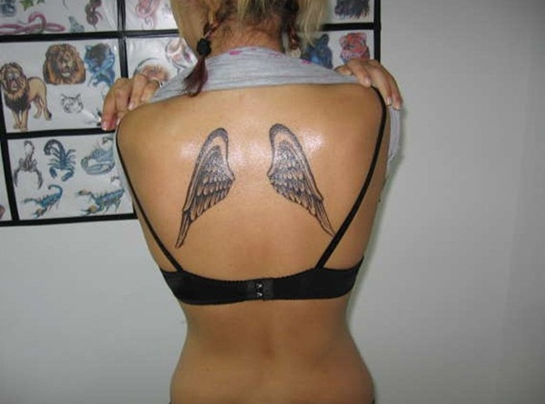 Outstanding Angel Tattoo Designs