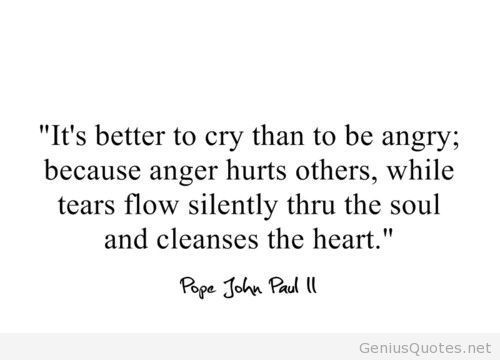 Outstanding Anger Quotation