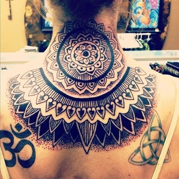 Outstanding Back Tattoos