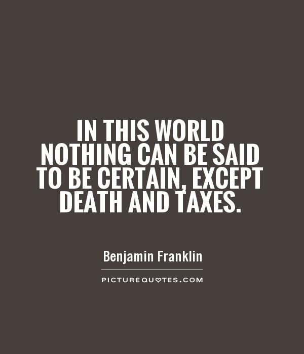 Outstanding Benjamin Franklin Quotation