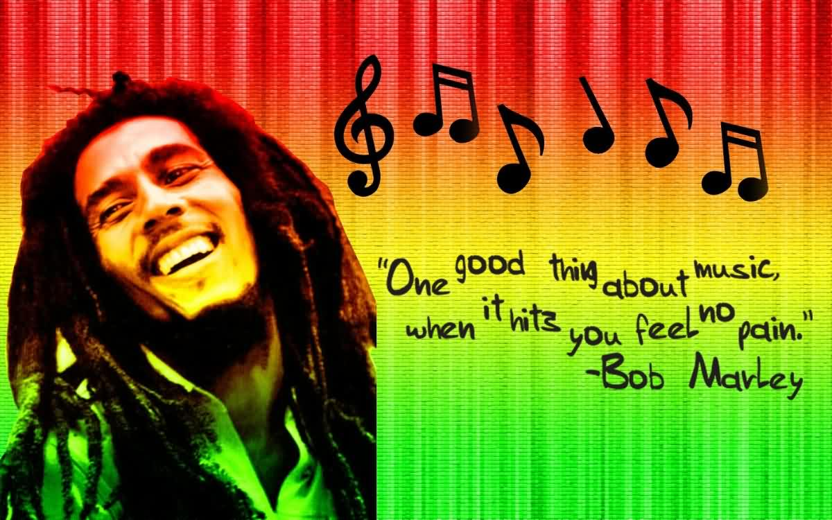Outstanding Bob Marley Quotes