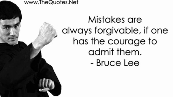 Outstanding Bruce Lee Quotation and Sayings