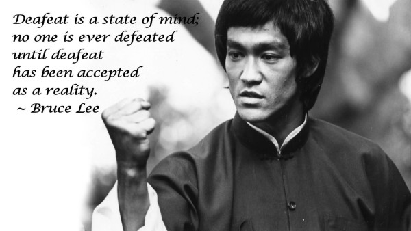 Outstanding Bruce Lee Quotations and Sayings