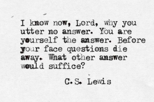 Outstanding C.S. Lewis Quotations and Sayings