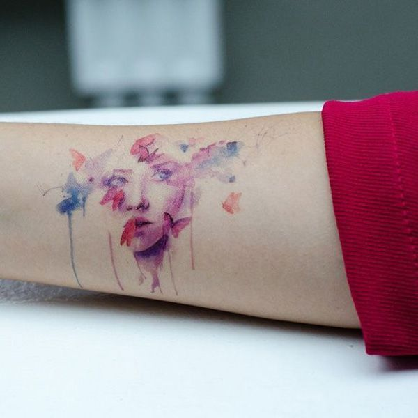 Outstanding Colorful Tattoos Designs