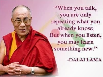 Outstanding Dalai Lama Quotation