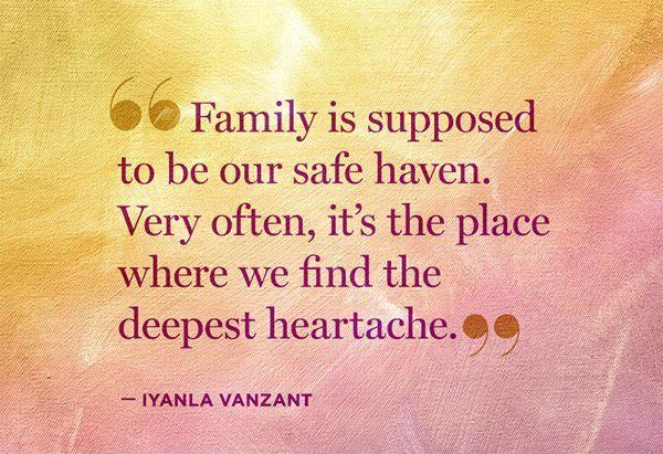 Outstanding Family Quotes