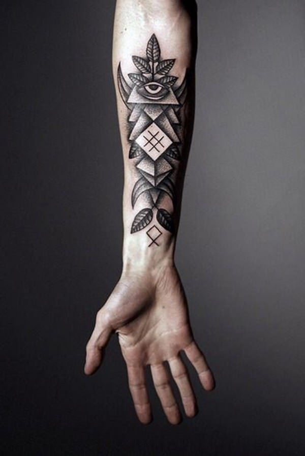Outstanding Forearm Tattoos Designs