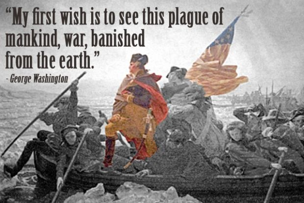 Outstanding George Washington Quotes