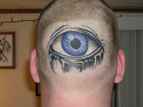 Outstanding Head Tattoos