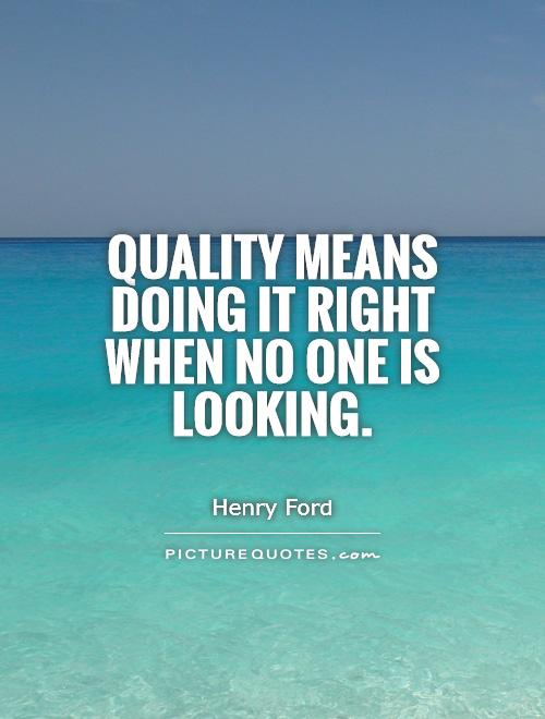 Outstanding Henry Ford Quotations