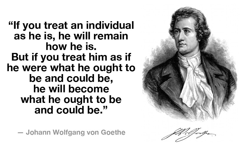 Outstanding Johann Wolfgang Von Goethe Quotes