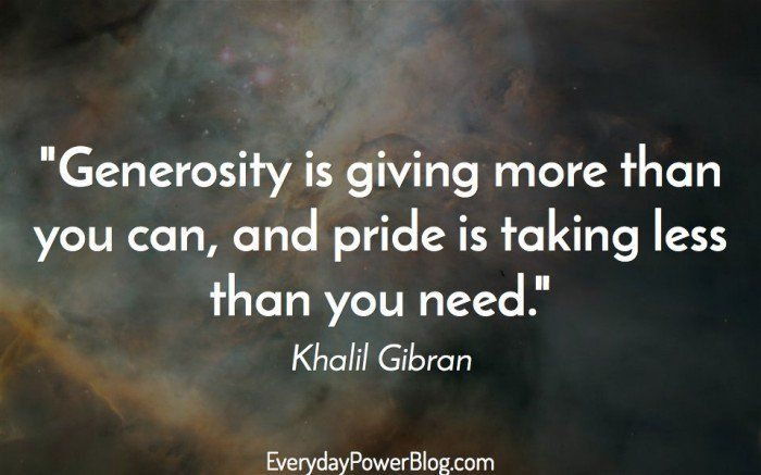 Outstanding Khalil Gibran Quotations