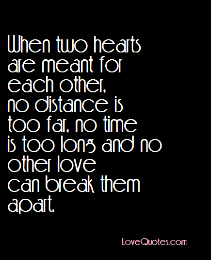 Outstanding Love Quotation