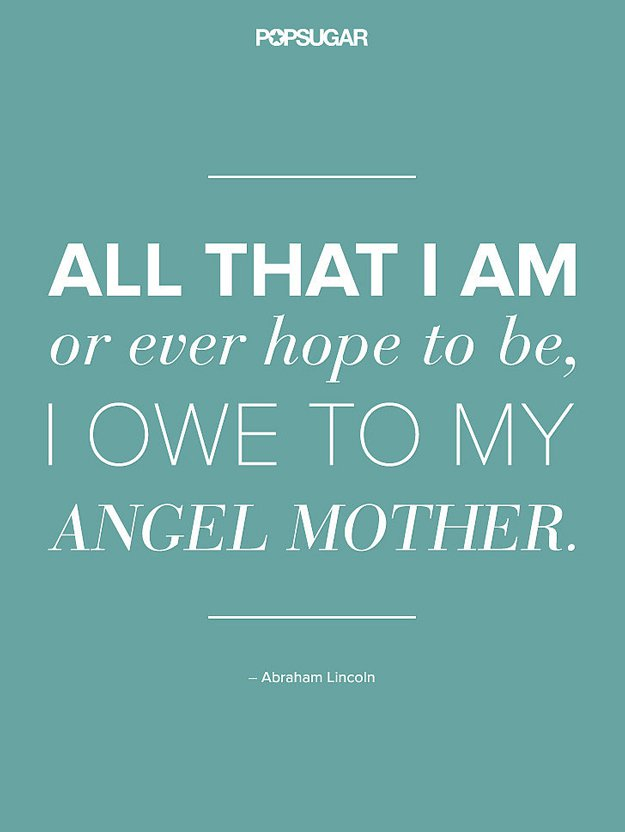 Outstanding Mothers Day Quotations