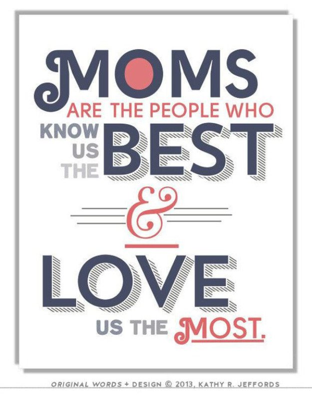 Outstanding Mothers Day Sayings