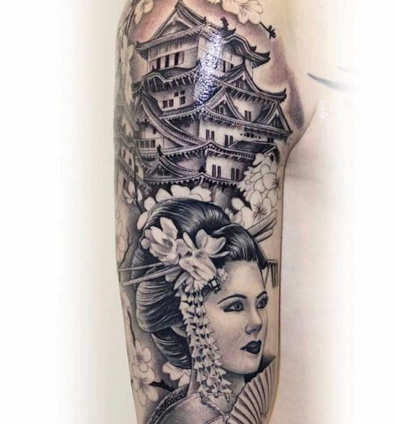Outstanding Sleeve Tattoo Designs