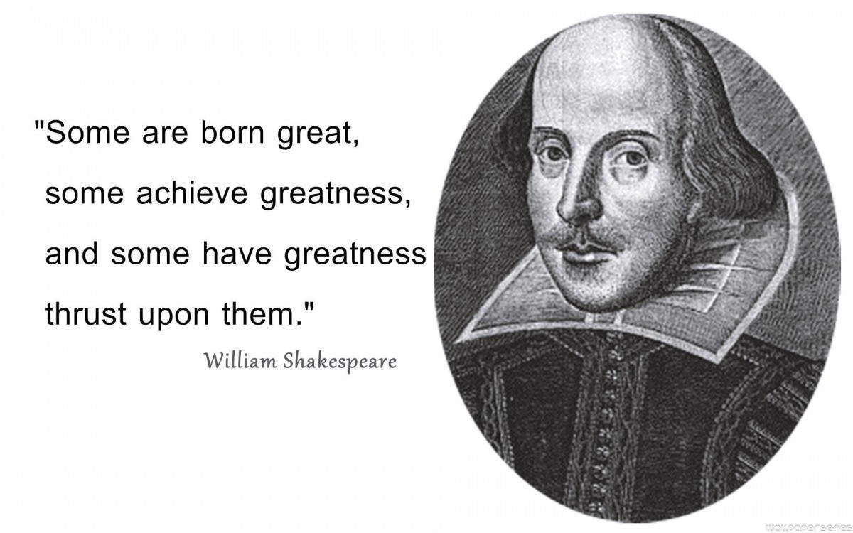 Outstanding William Shakespeare Quotes