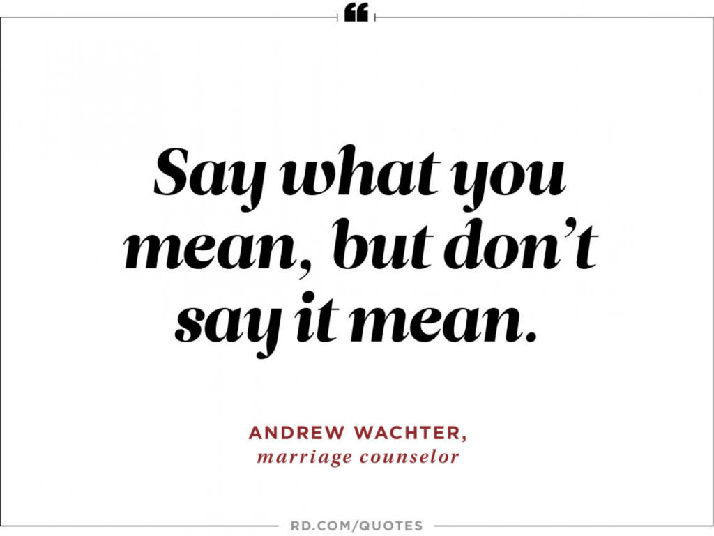 10 Wise Quotes To Stop Arguments | Reader's Digest with regard to Funny Wise Quotes And Sayings About Life - Reallylovequotes.com