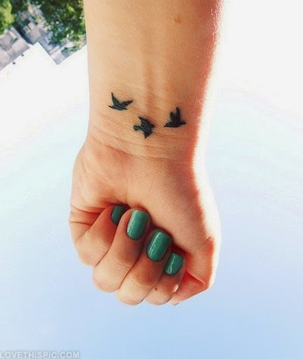 Outstanding Wrist Tattoo Designs