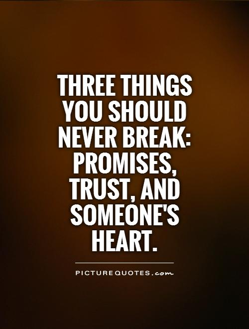 Popular Trust Sayings